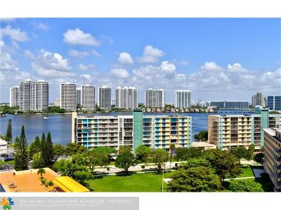 Sunny Isles Beach Condo/Townhouse For Sale: 231 174th St #1401