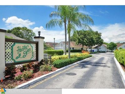 North Lauderdale Single Family Home For Sale: 1308 E Glen Oak Rd