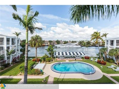 Hollywood Condo/Townhouse For Sale: 2400 S Ocean Dr #111