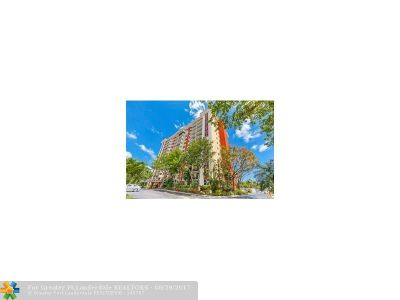Fort Lauderdale Condo/Townhouse For Sale: 1800 N Andrews Ave #6I