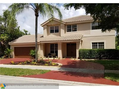 Parkland Single Family Home For Sale: 7380 NW 68th Way