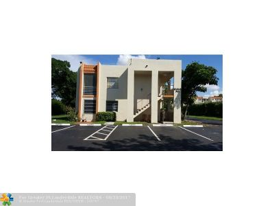 Lauderhill Condo/Townhouse For Sale: 4141 NW 21st #101