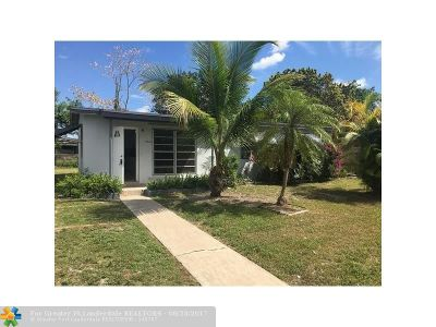 Miami Single Family Home For Sale: 4425 SW 116th Ave