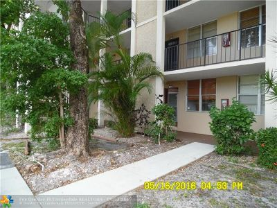 Lauderdale Lakes Condo/Townhouse For Sale: 2649 NW 48th Ter #140