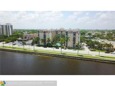 West Palm Beach Condo/Townhouse For Sale: 1801 N Flagler #603