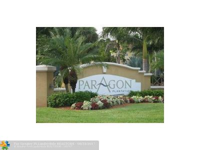 Plantation Condo/Townhouse For Sale: 771 N Pine Island Rd #204