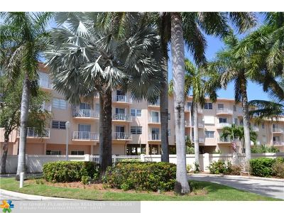 Lauderdale By The Sea Condo/Townhouse For Sale: 1967 S Ocean Blvd #324-D