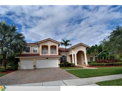 Davie Single Family Home For Sale: 15853 SW 16th St