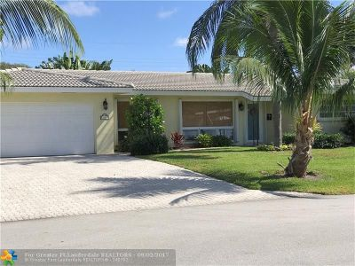 Deerfield Beach Single Family Home For Sale: 903 SE 10th Ct