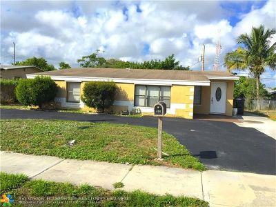 Delray Beach Single Family Home Backup Contract-Call LA