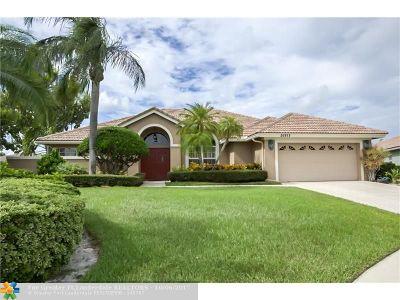 Boca Raton Single Family Home For Sale: 20353 Hacienda Court