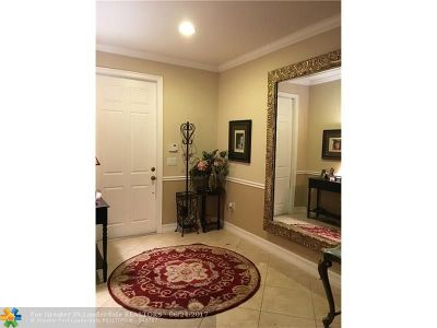 Parkland Condo/Townhouse For Sale: 10816 NW 74th Dr #10816
