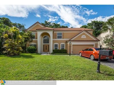 Coral Springs Single Family Home Backup Contract-Call LA: 3722 Lancewood Dr