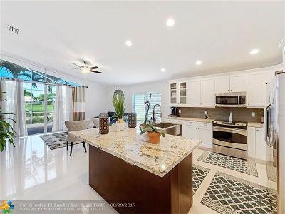Lake Worth Single Family Home For Sale: 6412 Breckenridge Cir