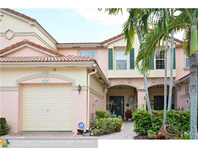 Boca Raton Condo/Townhouse For Sale: 8326 Via Serena #8326