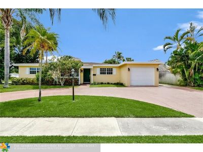 Deerfield Beach Single Family Home For Sale: 1012 SE 14th Dr