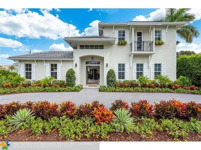 Boca Raton Single Family Home For Sale: 200 NE 3rd Ave