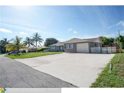 Boynton Beach Single Family Home For Sale: 436 SW 5th Ave