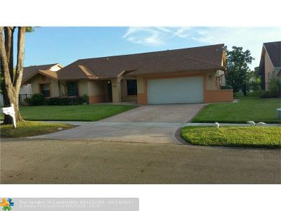 Miramar Single Family Home For Sale: 9731 Millpond Rd