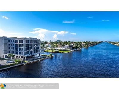 Fort Lauderdale Condo/Townhouse For Sale: 2895 NE 33 #2B