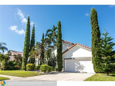 Boynton Beach Single Family Home For Sale: 6161 Hook Ln