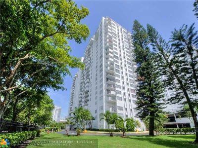 Aventura Condo/Townhouse For Sale: 2780 NE 183rd St #502