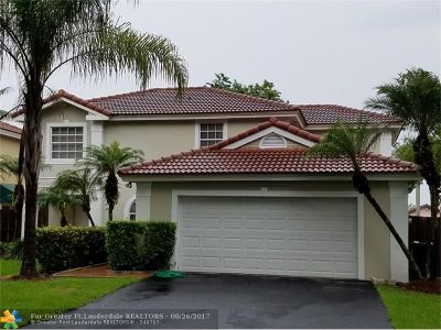 Miami Single Family Home For Sale: 4541 SW 147th Ct