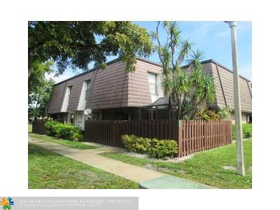 Coral Springs Condo/Townhouse Backup Contract-Call LA: 2677 NW 99th Ave #2677