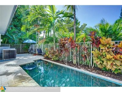 Fort Lauderdale Condo/Townhouse For Sale: 1722 NE 5th Ct #1722