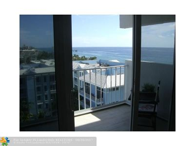 Deerfield Beach Condo/Townhouse For Sale: 800 SE 20th Ave #1007