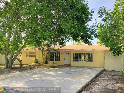 Boca Raton Single Family Home Backup Contract-Call LA: 300 NW 21st St