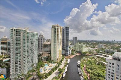Broward County Condo/Townhouse For Sale: 511 SE 5th Ave #619