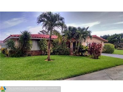 Deerfield Beach Single Family Home For Sale: 4300 NW 12th Ave