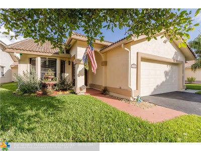 Coral Springs Single Family Home Backup Contract-Call LA: 1871 NW 97th Ter