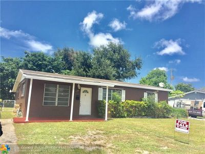 Miami Single Family Home For Sale: 1151 NE 212th Ter