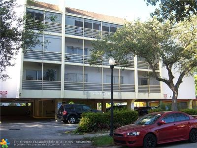 Hollywood Condo/Townhouse For Sale: 1912 Monroe St #301