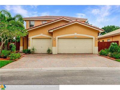Pembroke Pines Single Family Home Backup Contract-Call LA: 2291 NW 72nd Ter