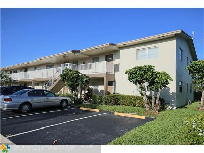 Margate Condo/Townhouse For Sale: 600 NW 76th Ter #208