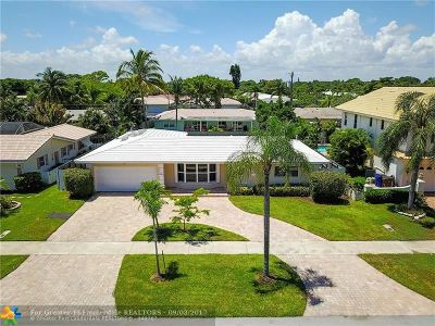 Deerfield Beach Single Family Home For Sale: 1423 SE 14th Ave