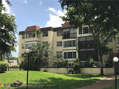 Plantation Condo/Townhouse Backup Contract-Call LA: 7300 NW 17th St #205