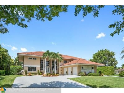 Davie Single Family Home For Sale: 11981 Piccadilly Pl