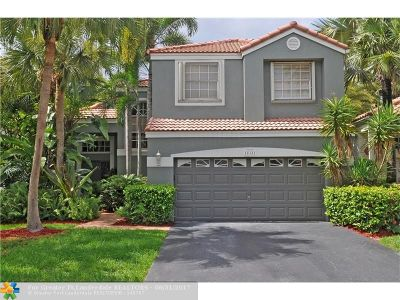 Plantation Single Family Home For Sale: 10341 NW 11th Ct