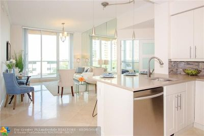 Fort Lauderdale Condo/Townhouse For Sale: 111 SE 8th Ave #503