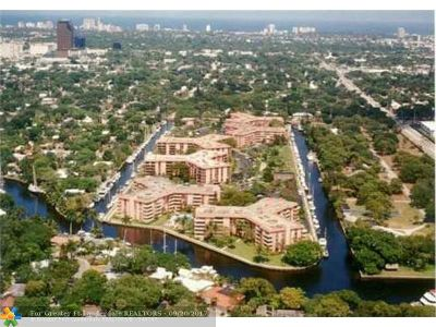 Broward County Condo/Townhouse For Sale: 900 River Reach Dr #523