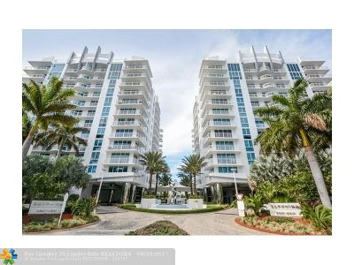Broward County Condo/Townhouse For Sale: 2831 N Ocean Blvd #401N