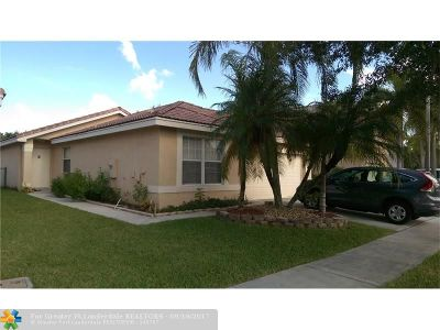 Miramar Single Family Home For Sale: 1983 SW 173rd Ave