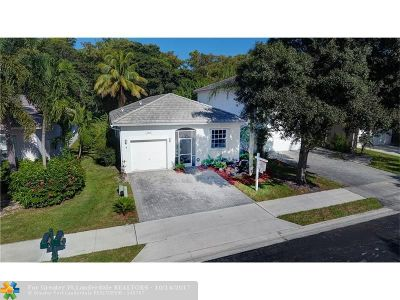 Coconut Creek Single Family Home Backup Contract-Call LA: 1934 NW 48th Ave