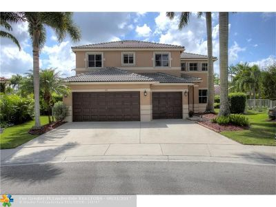 Weston Single Family Home For Sale: 691 Aster Way
