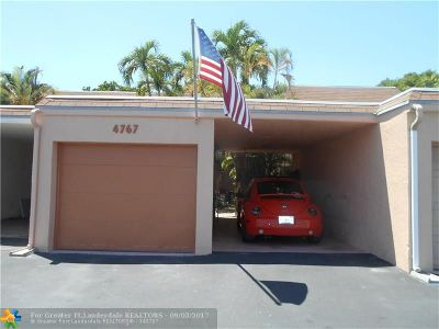 Deerfield Beach Condo/Townhouse Backup Contract-Call LA: 4767 NW 9th Ave #4767