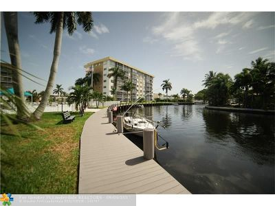 Oakland Park Condo/Townhouse Backup Contract-Call LA: 3050 NE 16th Ave #503